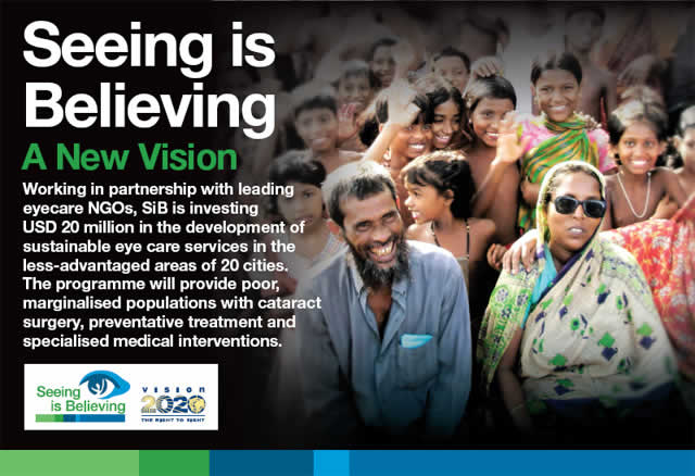 ADVERT: Seeing is Believing, A New Vision