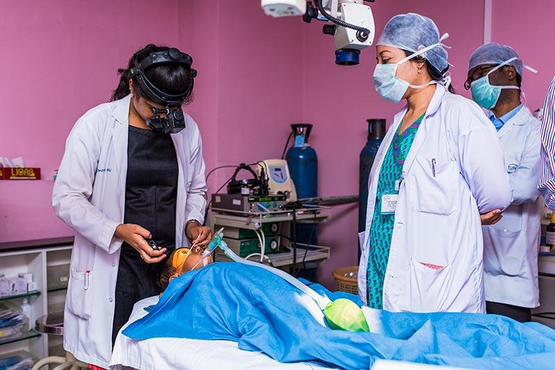 Community Eye Health Journal » Management of retinoblastoma