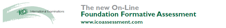 The new On-Line Foundation FormativeAssessment www.icoassessment.com